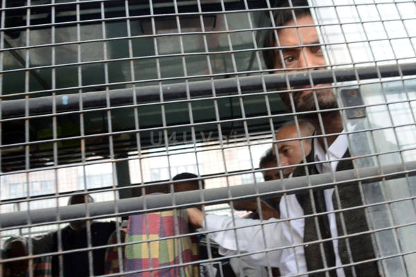 Jammu Kashmir News | Initiating jail bharo march against PDP promises, JKLF chairman, Mohammad Yasin Malik courted arrest on Friday , JKLF Yasin Malik Jail Bharo
