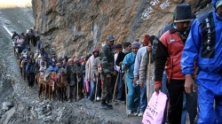 Questions raised over preparations for Amarnath Yatra
