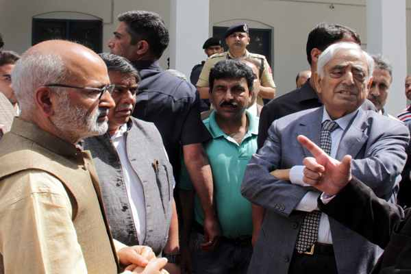 Jammu Kashmir News| Describing present age as Age of Knowledge CM Mufti Mohd Sayeed has urged upon institutes of learning to improve quality, Jammu and Kashmir News|Jammu News| Kashmir News| Mufti| Naeem Akhtar