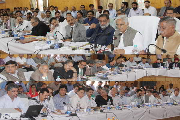 Jammu Kashmir News|CM Mufti Mohd Sayeed today approved new financing methodology while chairing the DDB meetings of Baramulla and Kupwara, Jammu and Kashmir News| Jammu News| Kashmir News| Mufti| DDB Meeting| Baramulla| Kupwara