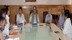 Latest machinery to be deployed to address issues of water-logging, clogging of drains: Dy CM