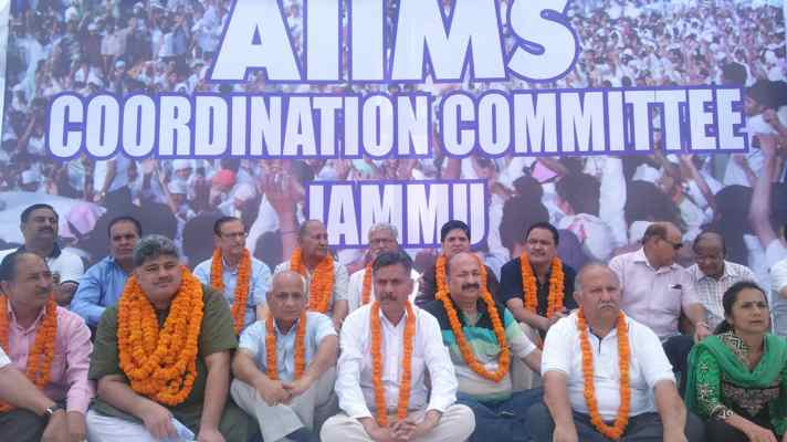 The AIIMS Coordination Committee Jammu (ACCJ) has called for a seventy two hour bandh to press for their demand of setting up AIIMS in Jammu