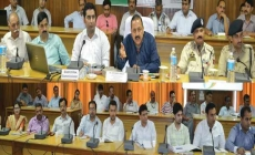 Dr Jitendra Singh launches Digital India Website; Reviews preparedness for e-District Project