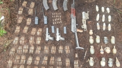 Militant hideout busted in Jammu and Kashmir