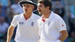 Ashes 2015: Anderson rattles Aussies on day one of third Test