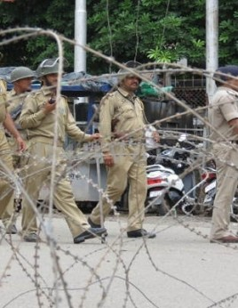 Day 2 of Jammu Shutdown- Kachhi Chawni sealed amid unrest