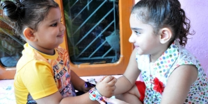 Sampark North sends the cutest Rakhi pics of the day