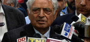 Need to create environment where Muslims feel safe, secure: Mufti