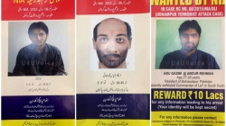 NIA releases posters of wanted militants in Kashmir with Bounty