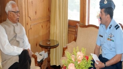 Air Commodore calls on Governor