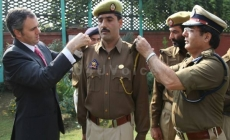 Exclusive Picture of Police Officer Altaf Ahmad who succumbed to his injuries today