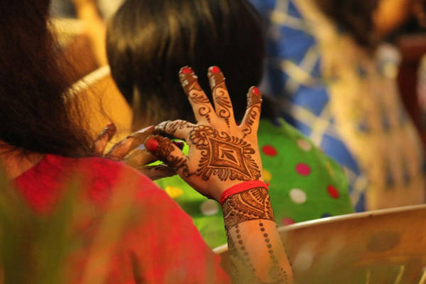 Jammu Kashmir | The Mehndi, The Bangles and the Happiness of Karva Chauth