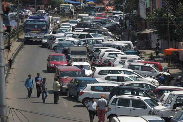 Jammu and Kashmir News, Jammu News, Kashmir News, 1295780 vehicles registered by MVD upto Aug 2015: Kohli; 1.10 lakh vehicles added per annum during past 3 years