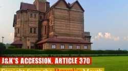 J&K's Accession, Art 370: Straight from the Royal's Mouth