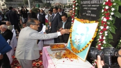 Rich tributes paid to Girdhari Lal Dogra on 28th death anniversary