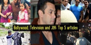 Bollywood, Television and J&K: Top 5 articles