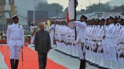 Navies have unique role in promoting goodwill: President
