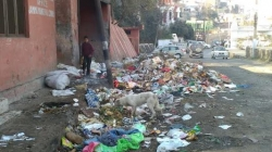 Jammu's solid waste management project in dump