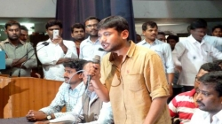 Kanhaiya, 19 others begin indefinite hunger strike in JNU