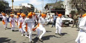 Baisakhi celebrated in Duggar Style