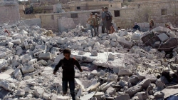 17 killed in Syria hospital air strike