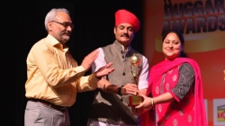 Preeti Dubey's work has brought Dogri on the international forum
