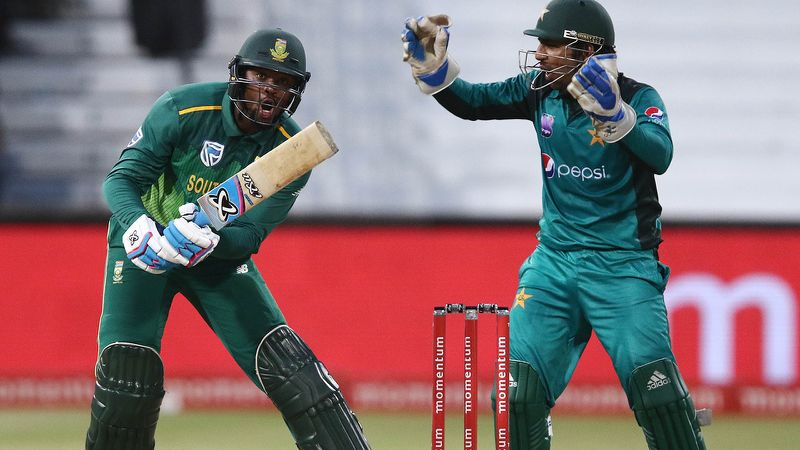 Racism! Pak's Sarfraz Ahmed Calls South African Player