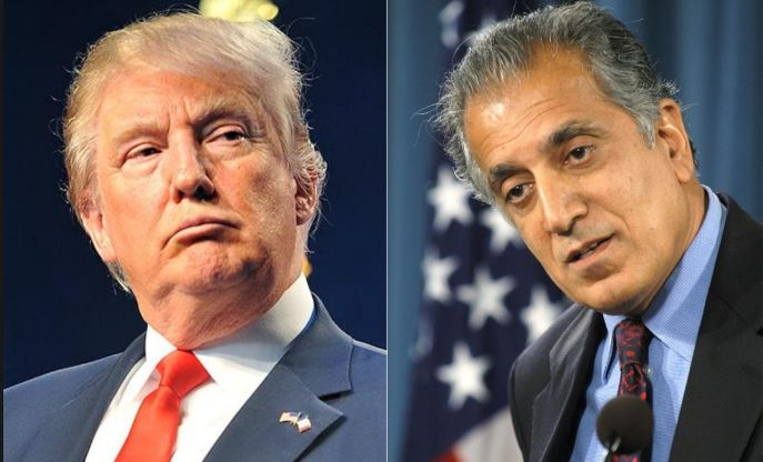 Us President Trump S Special Afghan Envoy To Visit India