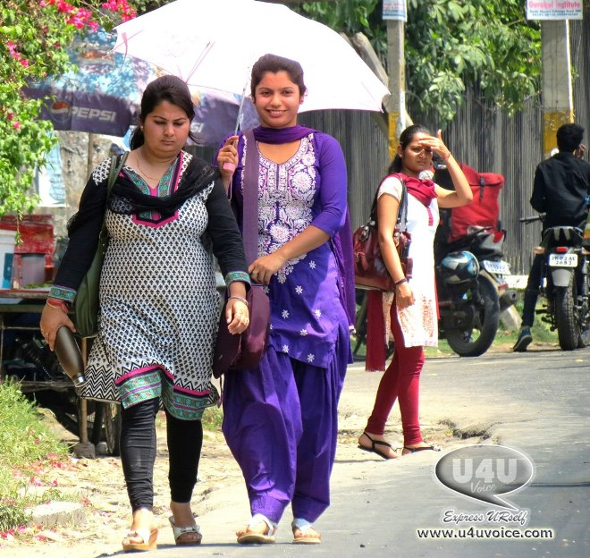 Pity, kashmir college girls can