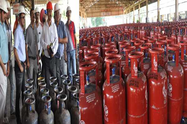 Jammu Kashmir News|50,000 families living below the poverty line in J&K will get free LPG connections under CSR, CAPD Minister informed, Jammu and Kashmir News|Jammu News|Kashmir News|LPG Connections